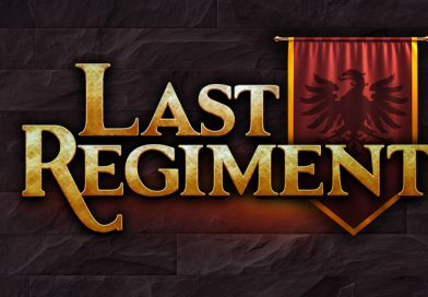 Last Regiment, our new strategy game