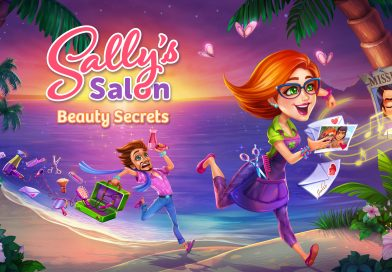 Sally's Salon: Beauty Secrets launches today!