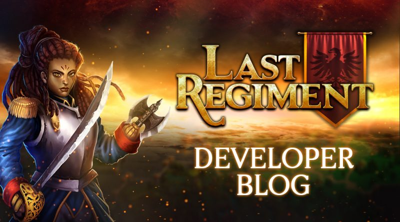Last Regiment Dev Blog #1 – A Postmortem and a Game Introduction