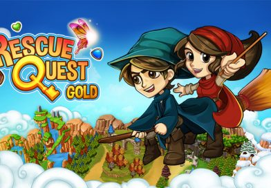 From free to premium: Rescue Quest Gold launches on Steam! [Press Release]